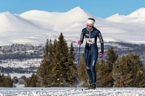 Furusjøen Rundt-rennet. Arrangørfoto.