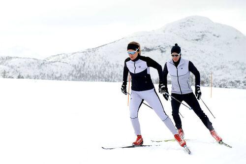 Trimtexløpere på trening i de norske fjell. Foto: Trimtex.