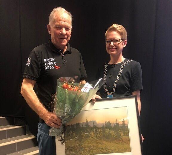 Prisvinner 2019 Johs. Harviken