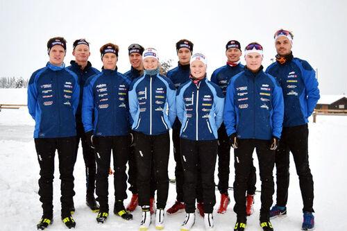 Team Valdres Ski. Foto: Line Therese Ditlefsen Nilsen.