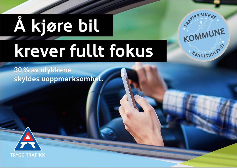 Trafikksikker kommune mars 2021