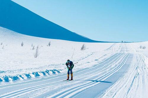 Reistadløpet. Foto: Magnus Östh/Visma Ski Classics.