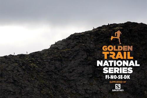 The Golden Trail Series. Arrangørfoto.