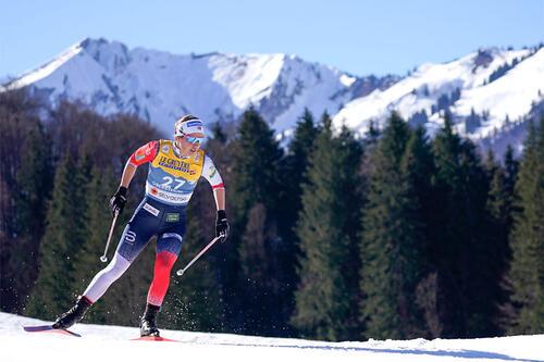 Tiril Udnes Weng. Foto: Thibaut/NordicFocus.