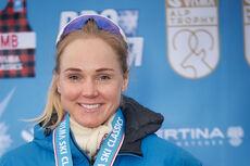 Emilie Fleten. Magnus Östh/Visma Ski Classics/NordicFocus.