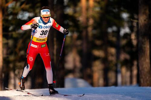 Mathilde Myhrvold. Foto: Thibaut/NordicFocus.