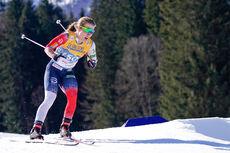 Helene Marie Fossesholm. Foto: Thibaut/NordicFocus.