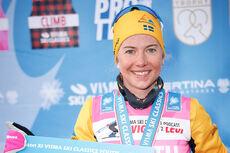 Ida Dahl. Foto: Magnus Östh / Visma Ski Classics / NordicFocus.