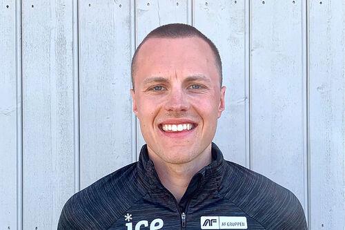 Anders Øverby. Foto: Privat.