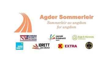 Logo Agder Sommerleir