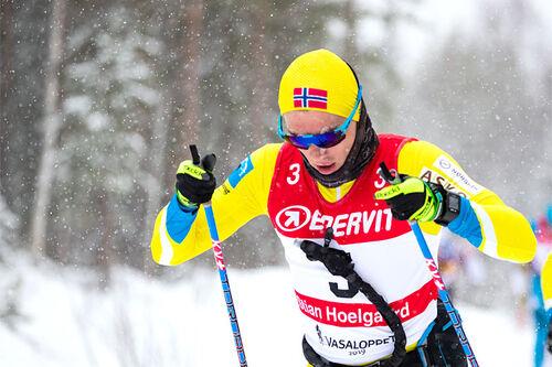 Stian Hoelgaard. Foto: Manzoni/NordicFocus.