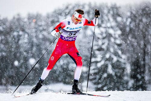 Ansgar Evensen. Foto:  Modica/NordicFocus.