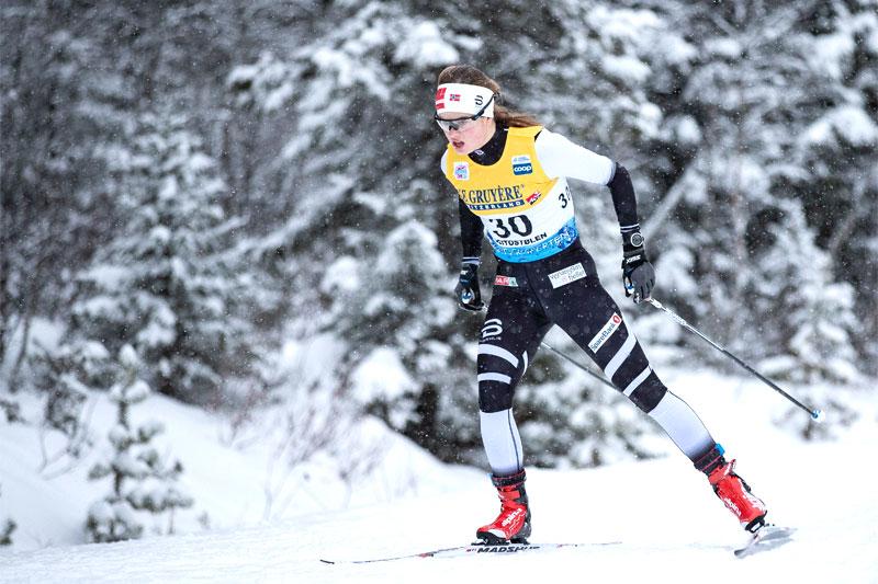 Tiril Liverud Knudsen. Foto: Modica/NordicFocus.