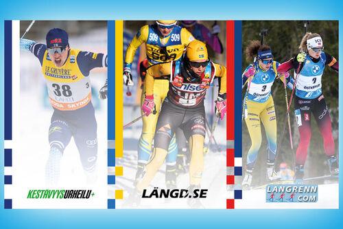 Wsportsmedia har de siste årene kjøpt langrennsportalene Längd.se i Sverige og finske Kestävyysurheilu.fi. Nå legges også Langrenn.com til i deres portefølje.
