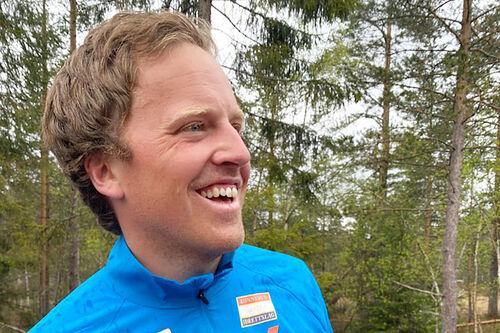 Lage Sofienlund. Foto: Mads Madsgård.