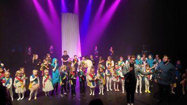 Kulturskolens danseoppvisning