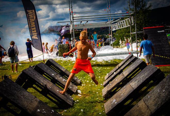 Randsfjordfestivalen. Foto: Margrete Dalbakk