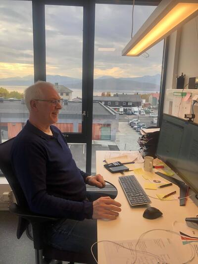 Kompetansemegler Jan-Terje Jakobsen