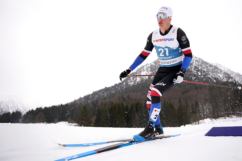 Michal Novak. Foto: Thibaut/NordicFocus.