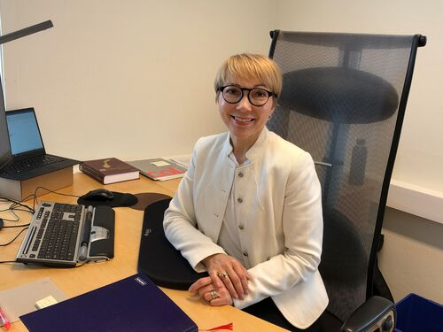 Kommunedirektør Ellen Beate Lundberg