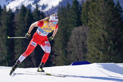 Izabela Marcisz. Foto: Thibaut / Nordic Focus.