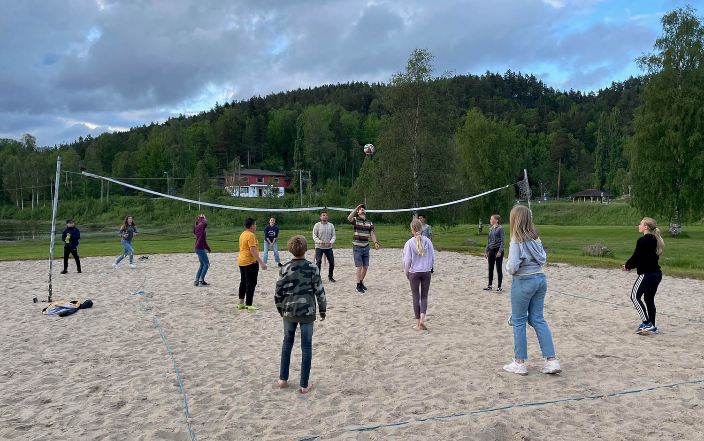 Voss stipend 2021 volleyball
