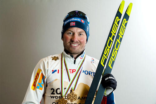 Emil Iversen. Foto: Thibaut/NordicFocus.