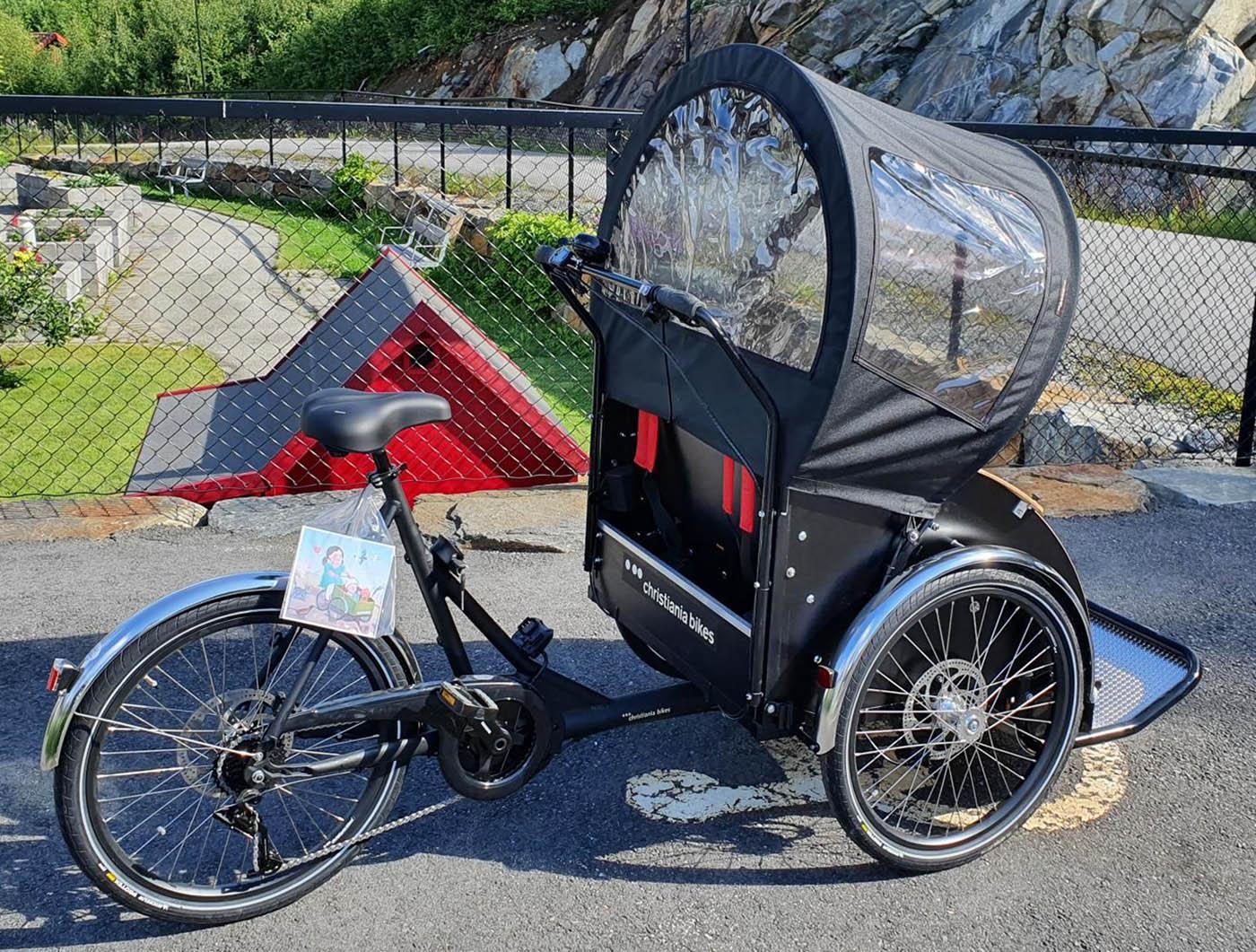 Elektrisk sykkel 2
