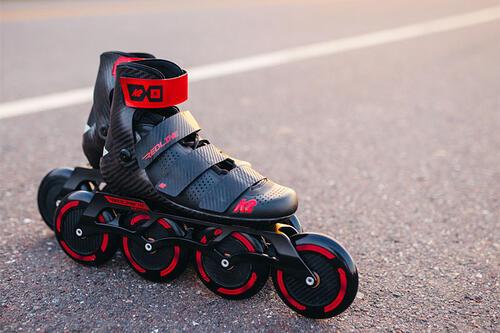 K2 Madshus Redline 110 skates. Foto: CCBoyle Photography.