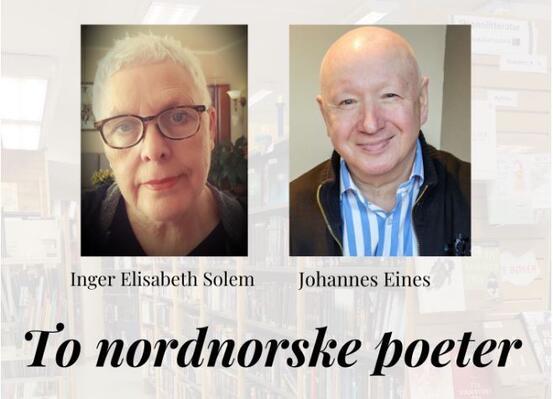Bilde av To nordnorske poeter