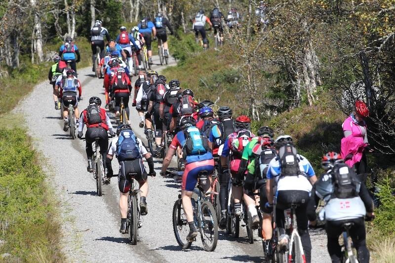 Birken avlyser samtlige sidearrangementer i Birken sykkelfestival 28. august. Foto: Birken