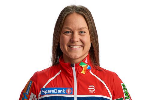 Ane Appelkvist Stenseth vant sprinten i Toppidrettsveka i fjor og er tilbake på startstreken i år. Foto: Skiforbundet