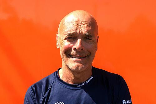 Steinar Mundal er operert for hjerteflimmer. Foto: Team Telemark