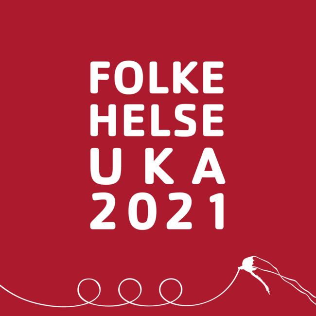 Folkehelseuka 2021 - Stor logo uten dato