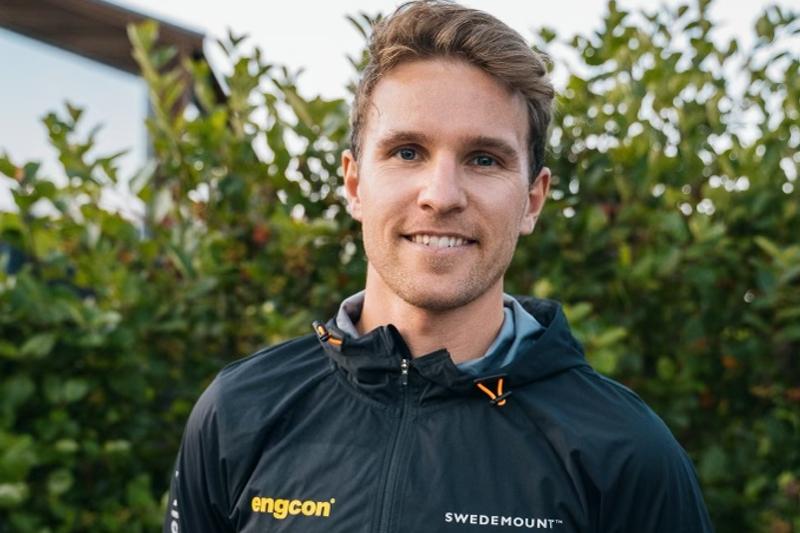 Didrik Tønseth skal i vinter gå for det svenske laget Team Engcon. Foto: Privat