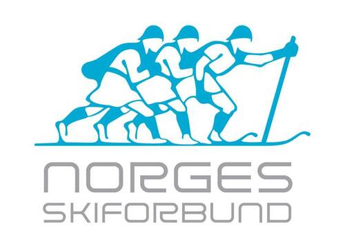 Norges skiforbund logo