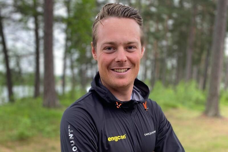 Torgeir Sulen Hovland. Foto: Team Engcon