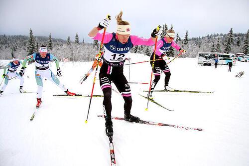 Årets sesongåpning på Beitostølen vil for mange avgjøre hvordan resten av vinteren blir. Foto: Geir Nilsen/Langrenn.com