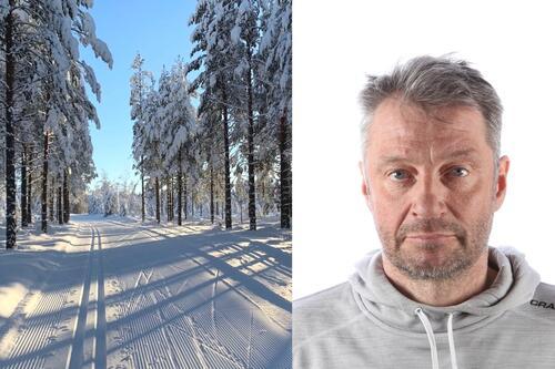 Christer Majbäck uroer seg for hvordan ett framtidig fluorforbud kommer til å påvirke sporten.