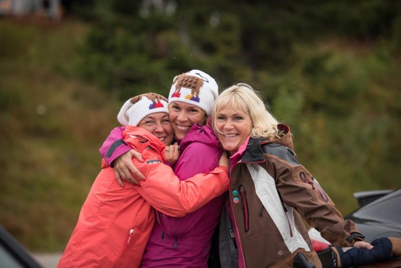 Endelig blir det Trysilrypa igjen. Lørdag 11. september braker det løs for 2000 damer i Trysilfjellet. Foto: Ola Matsson/Trysil