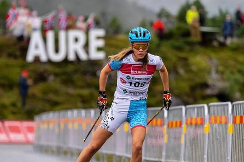 Elena Rise Johnsen dominerte i Toppidrettsveka 2021. Foto: Martin Riseth/Toppidrettsveka