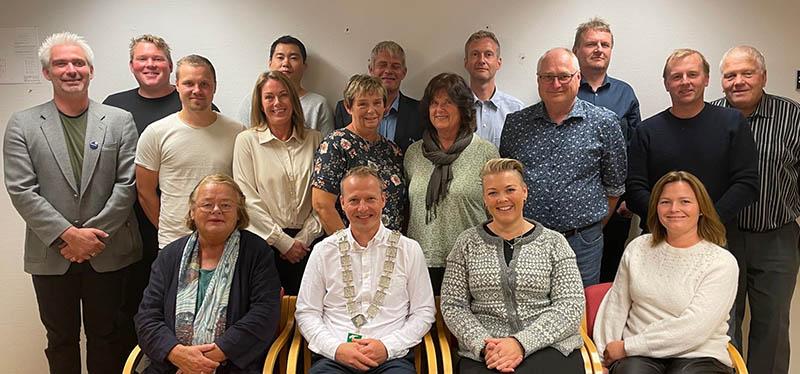 Kommunestyret ny 2019-2023