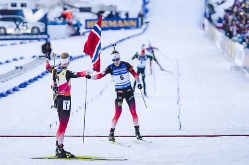Foto: Holmenkollen Skifestival