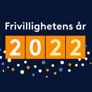 Logo Frivillighetens år