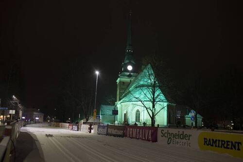 Mora Kirke. Foto: Manzoni/NordicFocus