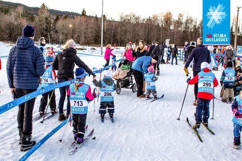 Illustrasjonsfoto: Visma Ski Classics