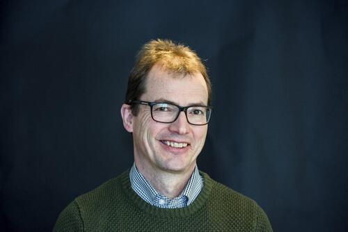 Inge Morten Smedås. Foto: Nils Kåre Nesvold