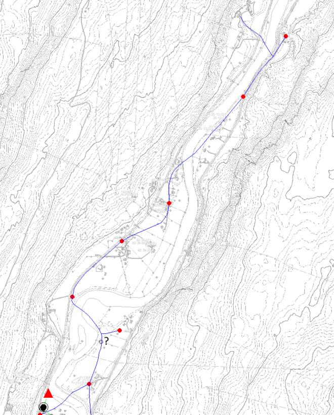 kart vannlekasje