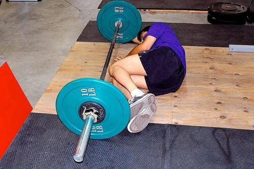 Når bør man hvile, når er det OK å trene, og hva er konsekvensen av å trene med sjukdom i kroppen? Illustrasjonsfoto: Creative Commons