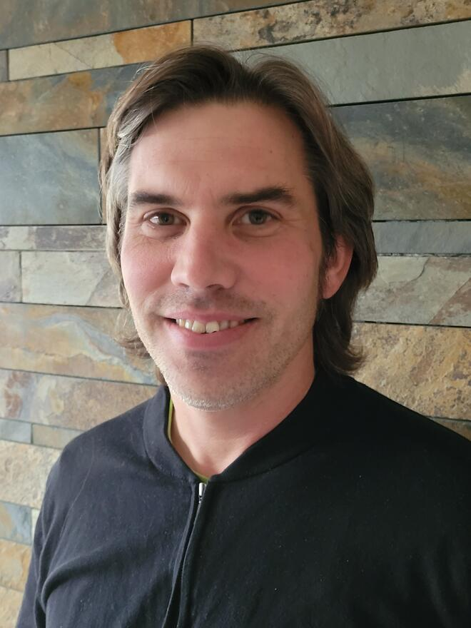 Bildet viser virksomhetsleder kultur, Håvar Austgard